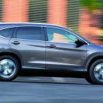 Honda announces pricing for new CR-V 1.6 diesel