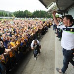 Heroes welcome for All-Ireland champions