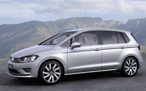 Golf Sportsvan Concept to be unveiled at Frakfurt