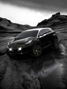 Kia's Niro concept will debut at Frankfurt