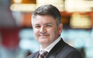 Neil Parkey, Shannon Airport CEO
