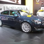 New Insignia takes the stage at Frankfurt