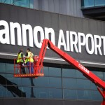 Shannon Airport on the up