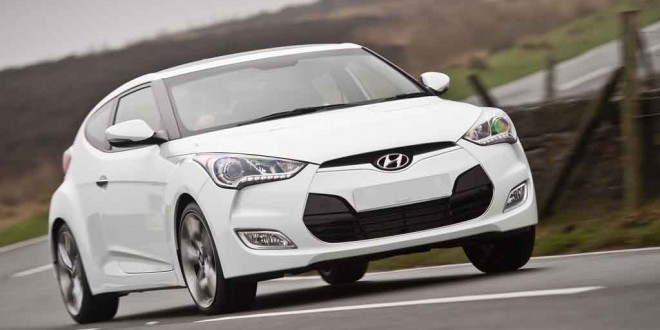 Hyundai's Veloster is an interesting and attractive choice in the coupé sector.