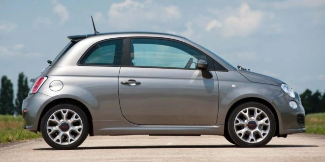 The Fiat 500S