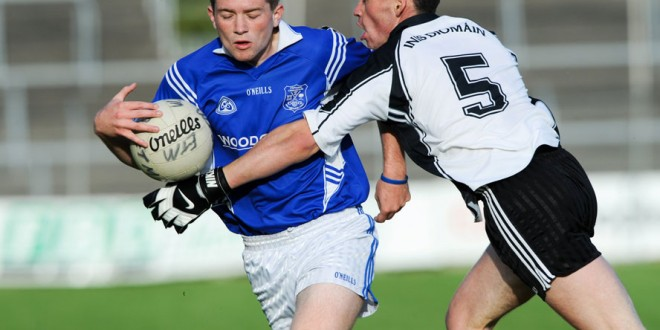 Cathal McInerney opts for football in 2015