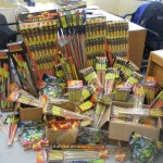 Fireworks Seized in Planned Garda Operation