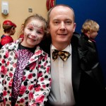 Count Dracula aka John Galvin,The Clare Champion MD, and Mary Sherlock Ennis National School.