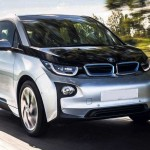 BMW i3 is electric