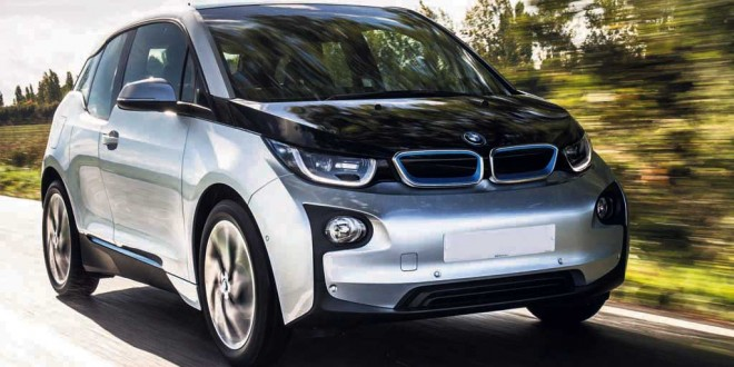 Bmw I3 Is Electric The Clare Champion
