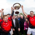 Whitegate return to senior ranks