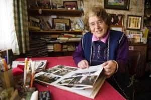 Maureen Cronin at home in Ennis.