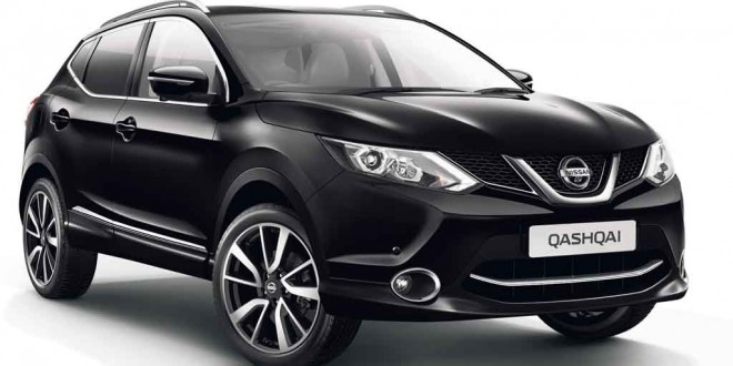 The new Nissan Qashqai arrives in January.