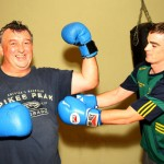 Stepping into the ring in Gort