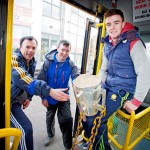 Clare Bus launches fundraising calendar