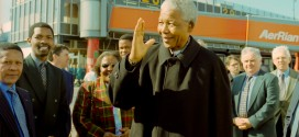 Mandela at Shannon