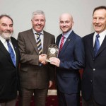 Referees honour Dunne and Sutton