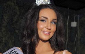 Miss Limerick World Shauna Lindsay.