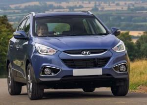 Hyundai's new iX35
