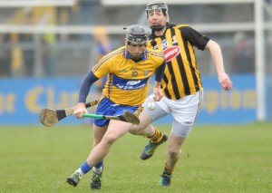 Colin Ryan and Walter Walsh could be facing off this weekend in the first round of the National Hurling League.