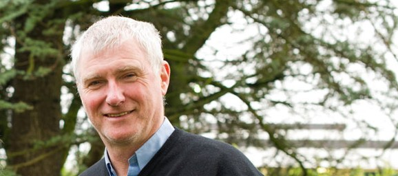 Noel Gavin of Kilkee who is running in the local elections in May in the West Clare area.