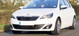 The new Peugeot 308
