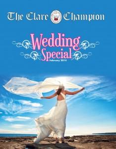 Clare Champion Wedding Supplement