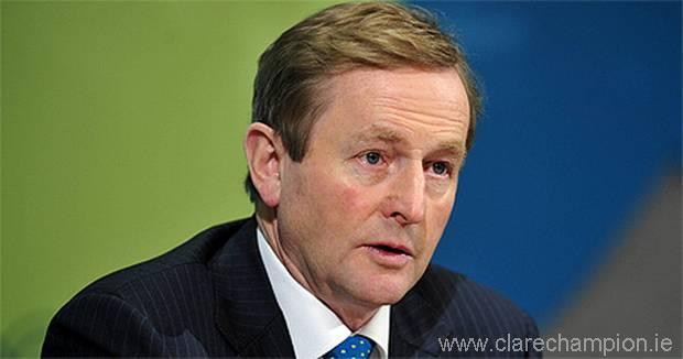 Taoiseach to face protests on Clare visit