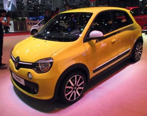 Renault's Twingo is rear engined to release more cabin space.