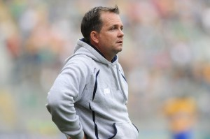 Clare manager, Davy Fitzgerald.