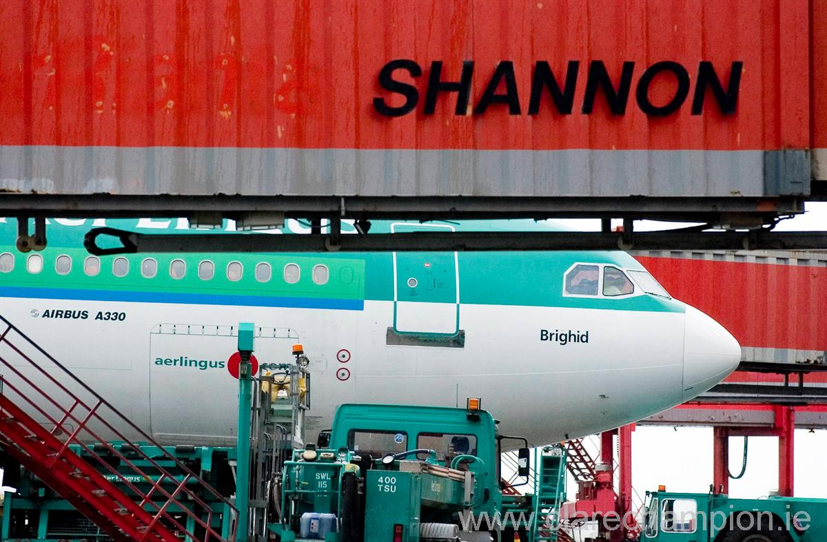 Uncertainty lingers over Aer Lingus at Shannon