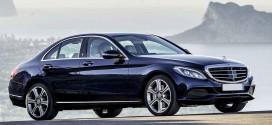 Mercedes debuts new C Class