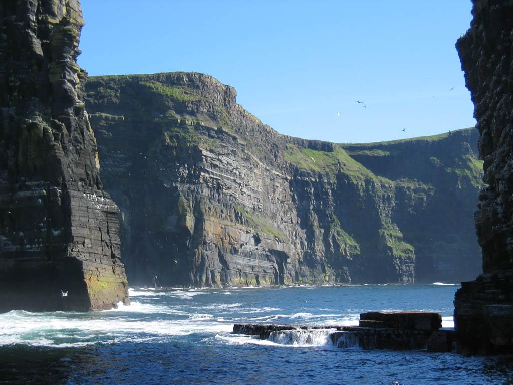 UNESCO designation for Cliffs and Burren