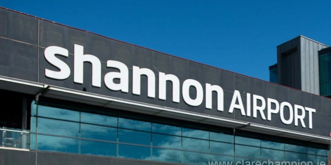 Shannon Airport 'a shining example '