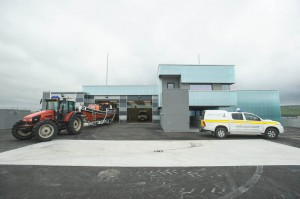 A general view of the newly built Irish Coast Guard Centre at Doolin. Photograph by John Kelly.