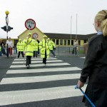 Back to school road safety warning