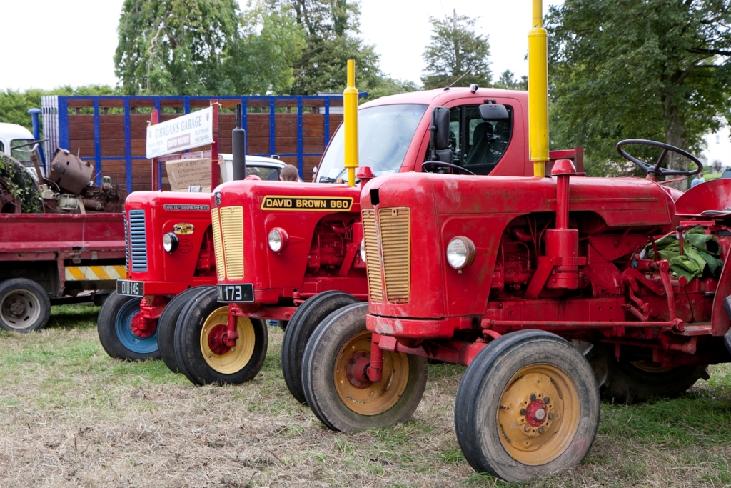 Tulla Goes Classic With Vintage Show