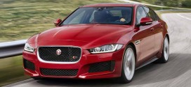 New Jaguar XE launched in London