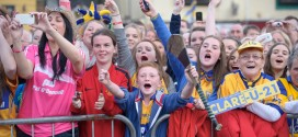Fans turnout to honour u-21 hurlers