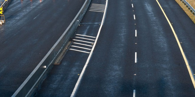 M18 Motorway closure