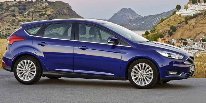 The new Ford Focus introduces some new technologies and goes on sale in November.