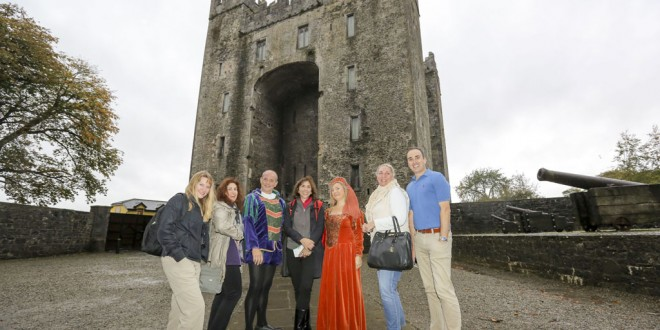 US travel writers visit Bunratty