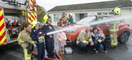 Firemen to hose cars for charity