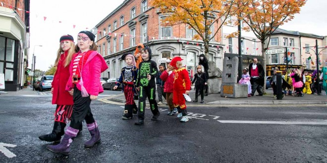 Hallowe'en Hobble around Ennis