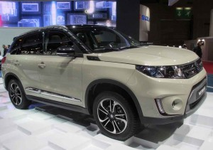 The new Suzuki Vitara.