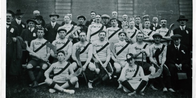 Clare's hurling heroes of 1914
