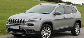 New Jeep Cherokee launched