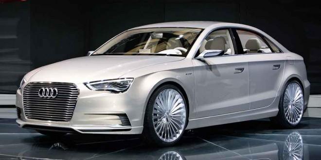 Audi's A3 e-tron is a full hybrid.