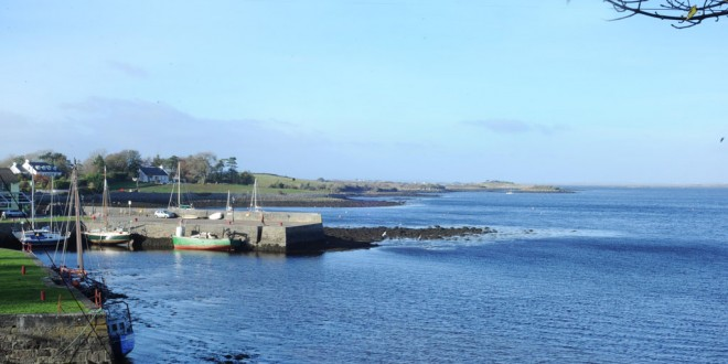 Kinvara sewage plant 'almost there'