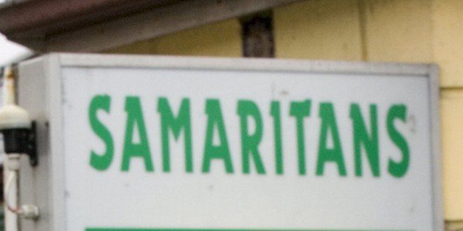 GAA forges partnership with Samaritans